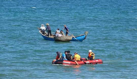 Đã tìm thấy thi thể của Giám đốc BQL Cảng cá mất tích khi tắm biển