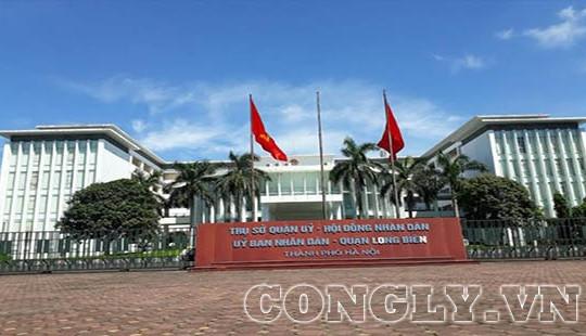 """Quận Long Biên (Hà Nội): Có hay không một Đảng viên bị """"ép"""" xin nghỉ việc?"""