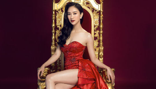 Lịch trình của Á hậu Hà Thu tham gia Hoa hậu Trái đất 2017