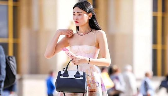"""Thùy Trang tiếp tục """"tấn công"""" trên Tạp chí thời trang danh giá nhất Thế giới"""