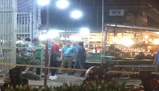 Bắt nghi phạm đâm chết thiếu niên 16 tuổi ở chợ hoa Quảng An