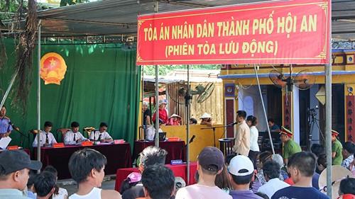 TAND TP Hội An (Quảng Nam): Thực hiện nghiêm các yêu cầu về cải cách tư pháp