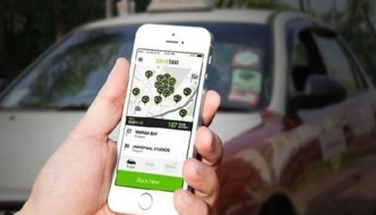 Tổng cục Thuế lên tiếng về cách tính thuế Uber và Grab