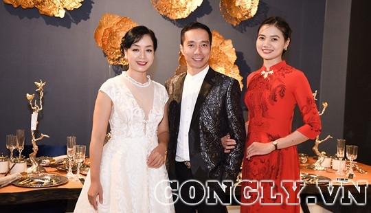 NTK Đỗ Trịnh Hoài Nam lịch lãm bên NSƯT Chiều Xuân tại sự kiện