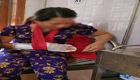 Hà Tĩnh: Phó trưởng Trạm y tế xã bị chém vì từ chối truyền dịch