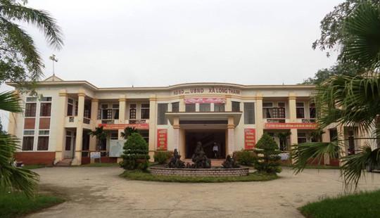 Nghệ An: Nhiều phòng làm việc ở UBND xã bị trộm ghé thăm