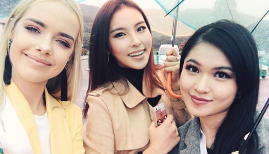 """Hoa hậu quốc tế 2017: Thùy Dung đột nhiên """"mất tích"""""""