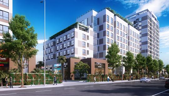 Mua căn hộ Valencia Garden có cơ hội trải nghiệm mùa thu vàng Tây Ban Nha