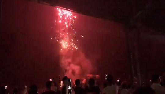 Tập đoàn Mường Thanh tự ý bắn pháo hoa: Vi phạm pháp luật nghiêm trọng