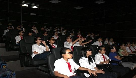 TP. HCM cho phép tổ chức liên hoan phim khoa học cho học sinh Tiểu học