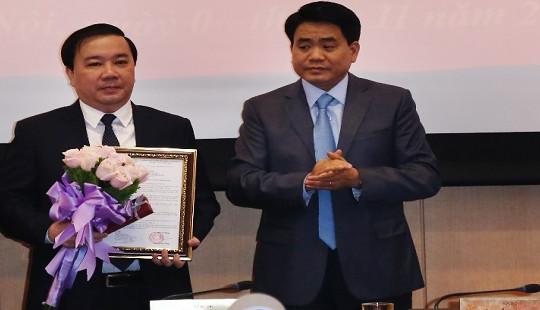 Ông Chử Xuân Dũng trở thành tân Giám đốc Sở GD-ĐT Hà Nội