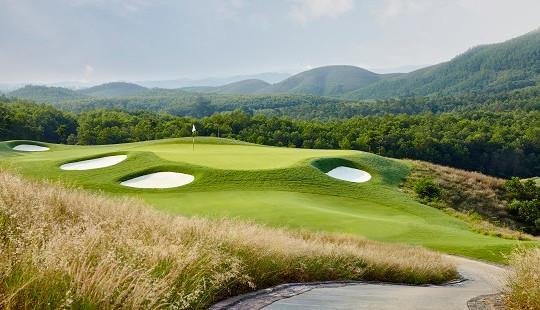 Thêm một giải thưởng danh giá cho Bà Nà Hills Golf Club
