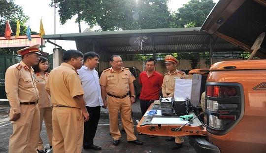 Bắt giữ đối tượng vận chuyển 30 bánh heroin trên cao tốc Hà Nội–Thái Nguyên