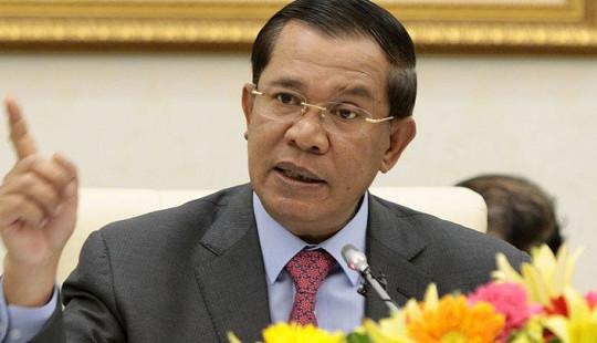 Tòa án Tối cao Campuchia giải tán đảng đối lập lớn nhất đất nước
