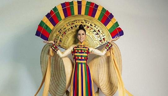 Nguyễn Thị Loan mang Hồn Việt đến Miss Universe 2017