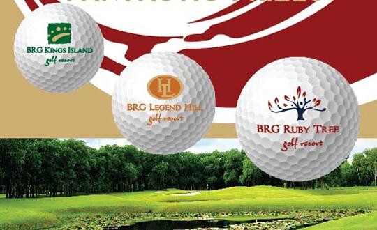 2017 BRG Golf Hà Nội Festival - Cơ hội trải nghiệm ba sân chơi golf đẳng cấp với chi phí hấp dẫn