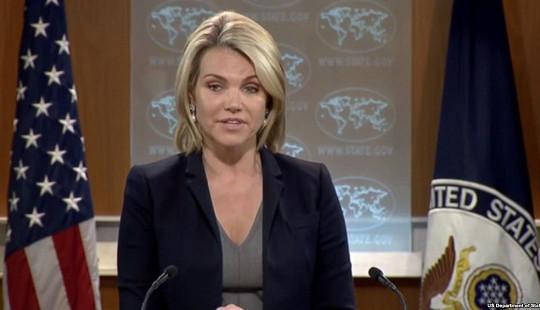 Mỹ lại áp đặt trừng phạt 13 tổ chức của Trung Quốc và Triều Tiên