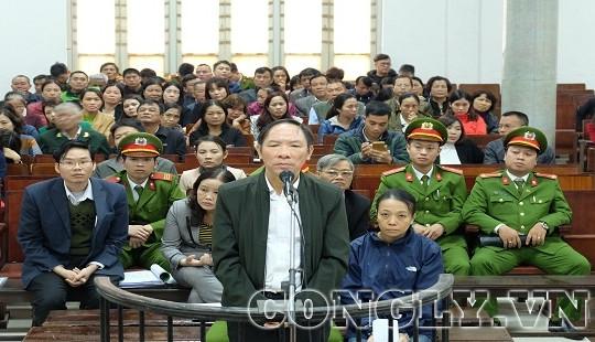 Trả hồ sơ vụ án nguyên Phó Giám đốc sở NN&PTNT Hà Nội bị cáo buộc tham ô