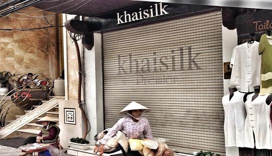 Vụ Khaisilk gắn mác hàng Việt Nam: Công ty Khải Đức có nhiều vi phạm pháp luật hình sự