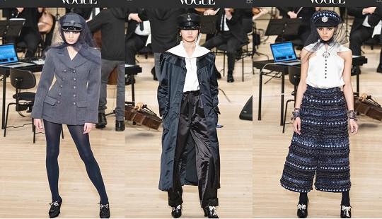 Chân dài Việt hai lần được Chanel mời diễn