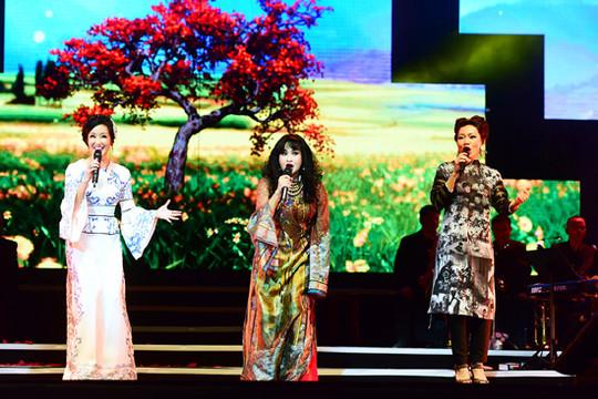 Giai điệu vàng: Khán giả mê đắm tiếng hát của những diva nhạc Việt