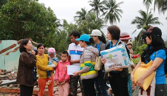 Hàng nghìn nhân viên Novaland tham gia hoạt động xã hội