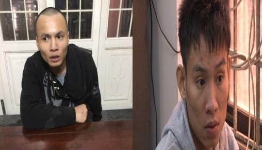 Bắt hai thanh niên chuyên dùng đèn khò phá khóa trộm cắp