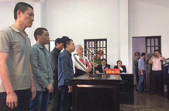 Xét xử vụ xả súng ở Đắk Nông khiến 16 người thương vong