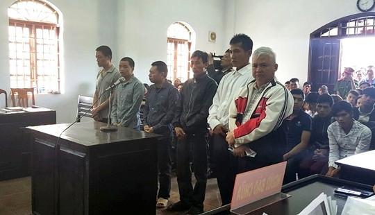 Tử hình kẻ cầm đầu vụ xả súng ở Đắk Nông khiến 16 người thương vong