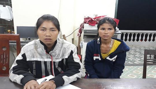 Lừa bán 3 em gái sang Trung Quốc giá gần 100 triệu/người