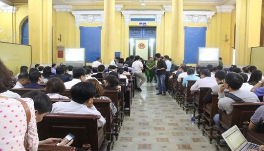 Đại diện BIDV trả lời luật sư tại phiên tòa xử ông Phạm Công Danh