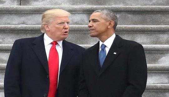 Ông Obama quay trở lại chính trường thách thức Tổng thống Trump