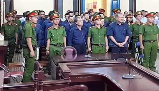 Xét xử Phạm Công Danh và đồng phạm giai đoạn 2: Đề nghị 20 năm tù đối với nguyên Chủ tịch VNCB
