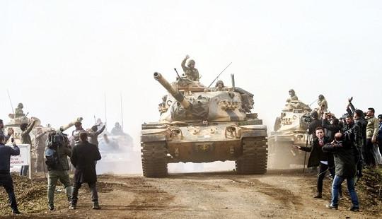 Thổ Nhĩ Kỳ ra điều kiện chấm dứt chiến dịch quân sự tại Syria