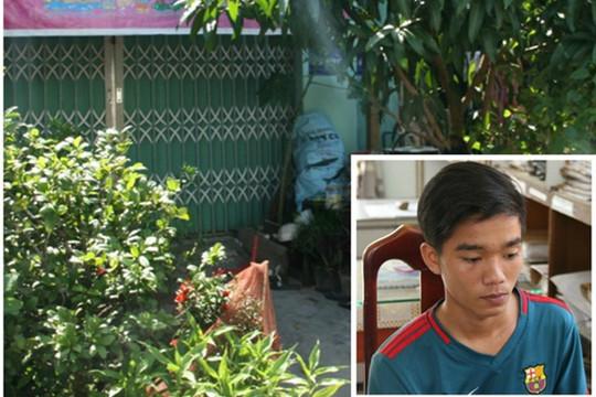 Đâm chết dượng rể vì nghi quay trộm em gái tắm