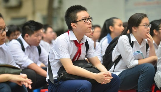 Lịch thi vào lớp 10 của tỉnh An Giang