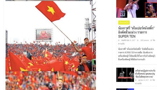 """Người châu Á nói về U23 Việt Nam: """"Việt Nam là vua bóng đá của Asean"""""""