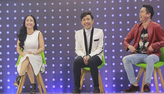 Trường Giang trổ tài hát hit Sơn Tùng M-TP trong tập cuối Giọng Ải Giọng Ai