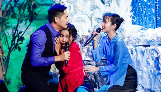 Cặp đôi vàng: Mr Đàm cạn lời với Jang Mi – Minh Luân
