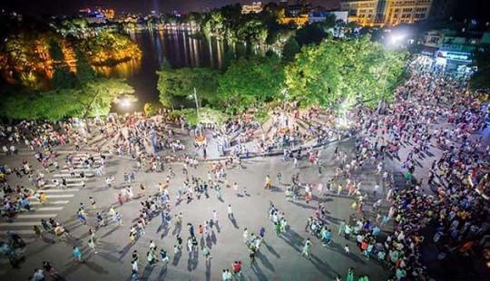 Hà Nội không tổ chức phố đi bộ dịp Tết Nguyên đán