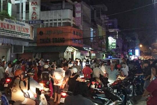 Băng nhóm giang hồ hỗn chiến, nổ súng bắn nhau ở Biên Hoà
