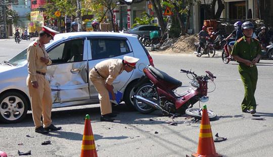Số người chết vì tai nạn giao thông ngày mùng 2 Tết gia tăng
