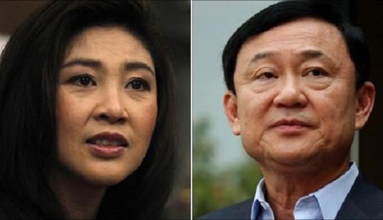 Chính quyền Thái Lan lên tiếng về động thái của anh em nhà Shinawatra