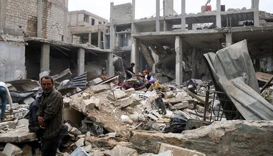 """Cộng đồng quốc tế chung tay hạ nhiệt """"chảo lửa"""" Đông Ghouta ở Syria"""