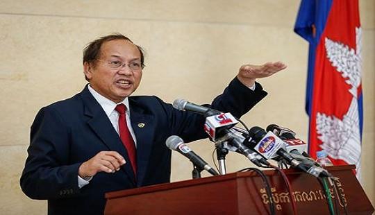 Campuchia lên tiếng chính thức về việc cắt viện trợ của Mỹ