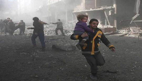 Chiến sự ở Đông Ghouta tiếp tục diễn biến phức tạp