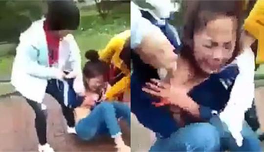 Đề nghị khởi tố vụ nữ sinh bị đánh đập, cắt tóc