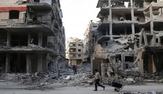 Liên hợp quốc chuyển đồ viện trợ nhân đạo vào vùng chiến sự Đông Ghouta