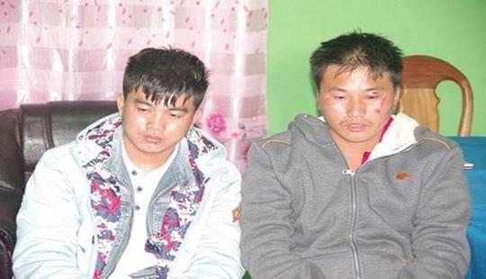 Bắt hai anh em ruột vận chuyển ma túy từ Lào về Việt Nam