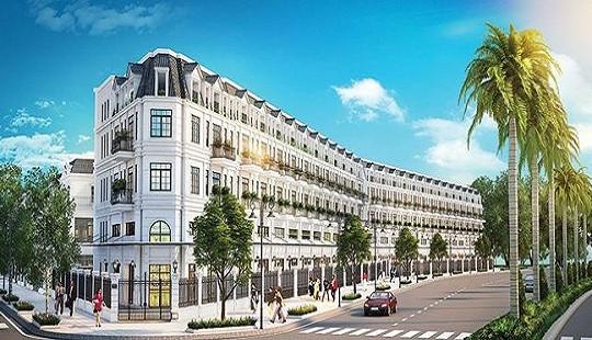 Thị trường bất động sản bắt đầu sôi động